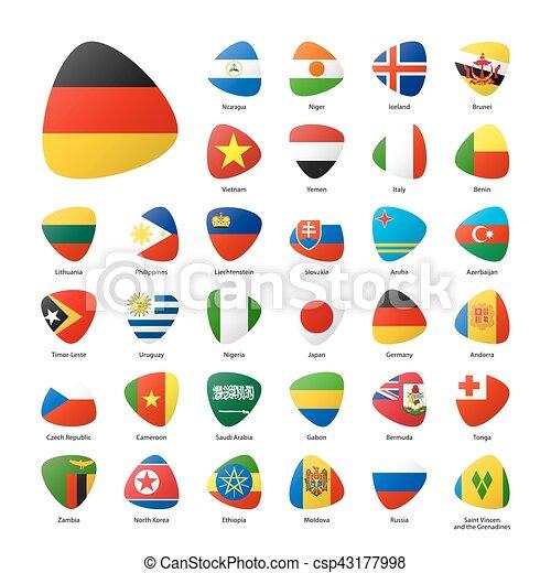 κόσμοs , σημαίες  - csp43177998