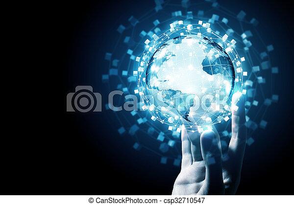 κόσμοs , τεχνική ορολογία , συνδετικός  - csp32710547