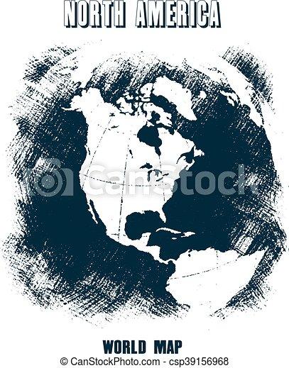 κόσμοs , grunge., eps , χάρτηs , 10  - csp39156968
