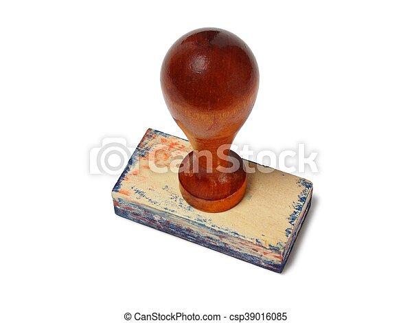 λάστιχο , κρασί , γραμματόσημο  - csp39016085