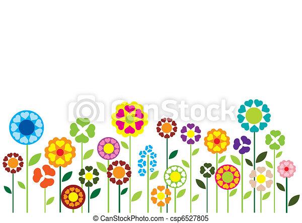 λουλούδια , αγάπη , μικροβιοφορέας  - csp6527805