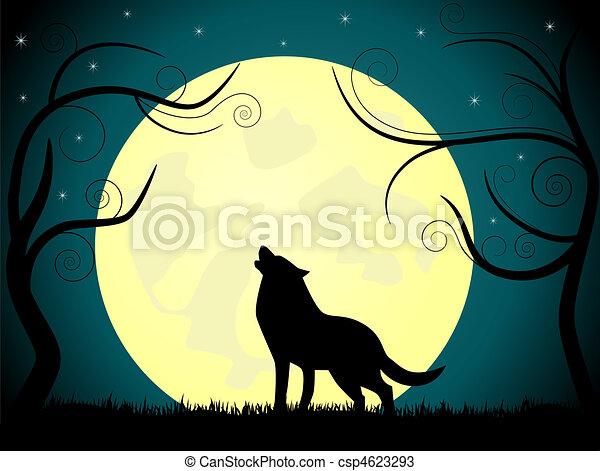 λύκος  - csp4623293