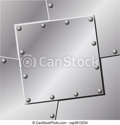 μέταλλο , φόντο  - csp3810234