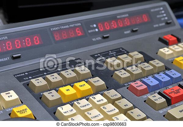 μαγνητόφωνο , διασκευάζω , βίντεο  - csp9800663