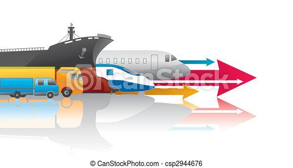 μεταφορά  - csp2944676