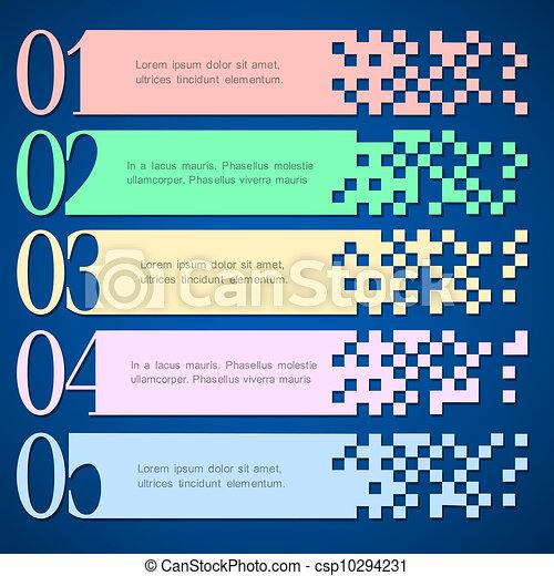 μικροβιοφορέας , σημαίες , αριθμητική  - csp10294231