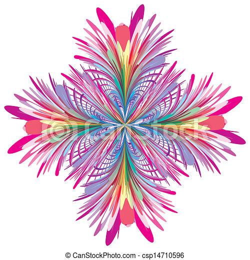 μικροβιοφορέας , σύγχρονος , λουλούδι  - csp14710596