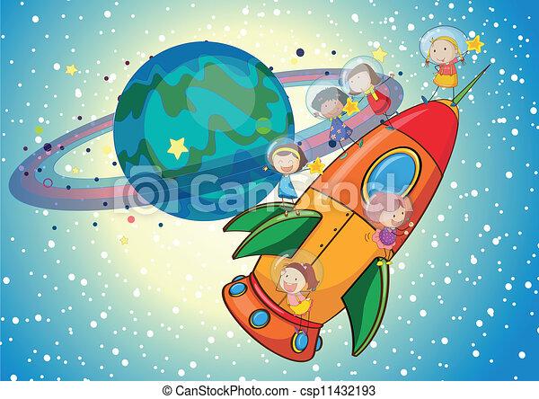 μικρόκοσμος , πύραυλοs  - csp11432193