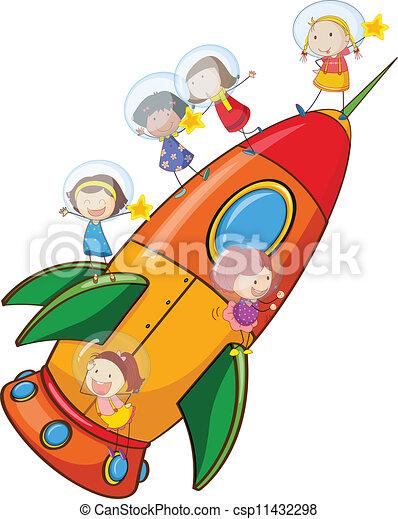 μικρόκοσμος , πύραυλοs  - csp11432298