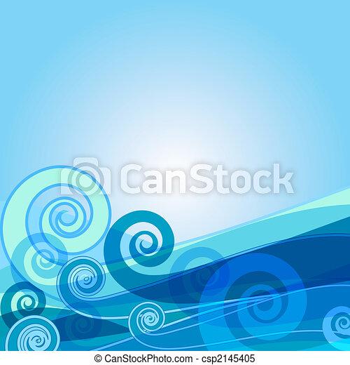 μπλε , αφαιρώ , φόντο , (vector) - csp2145405