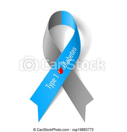 μπλε , γκρί , σταγόνα , αίμα , ταινία  - csp19883773