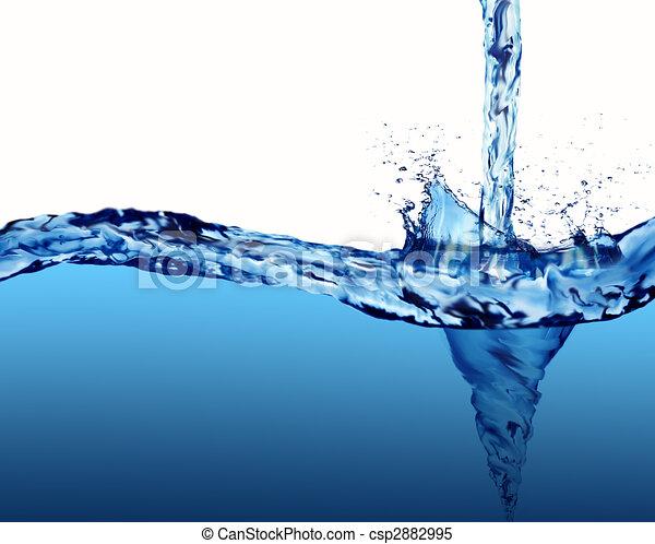 νερό  - csp2882995
