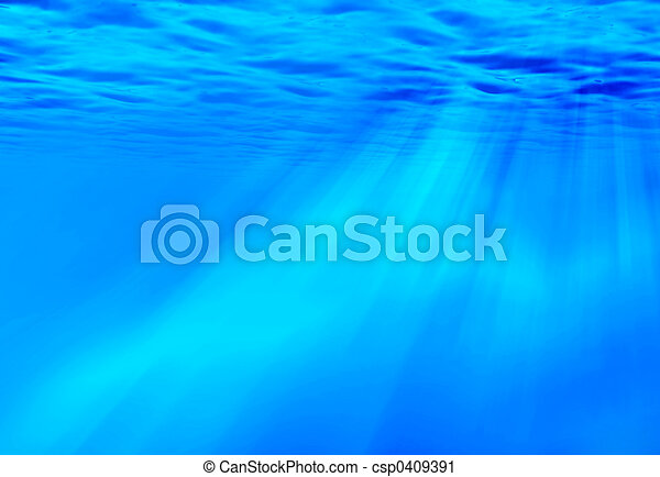 νερό  - csp0409391