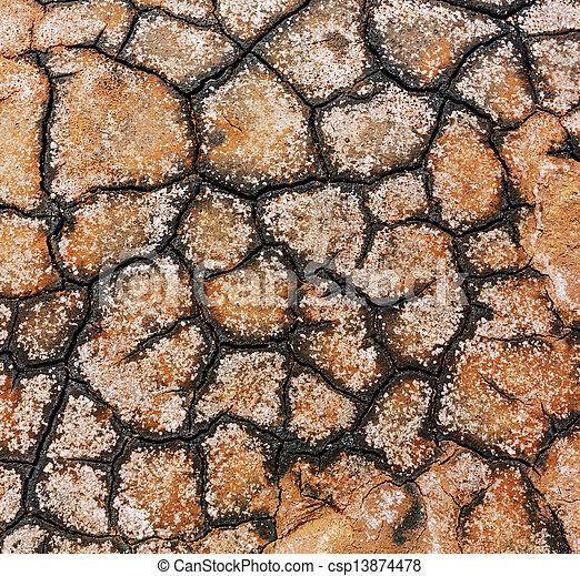 ξηρασία , γη  - csp13874478