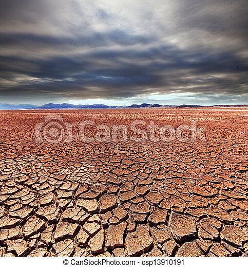 ξηρασία , γη  - csp13910191