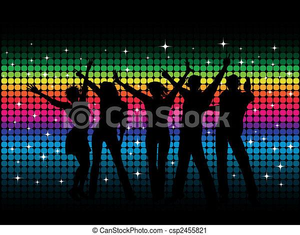πάρτυ , άνθρωποι  - csp2455821