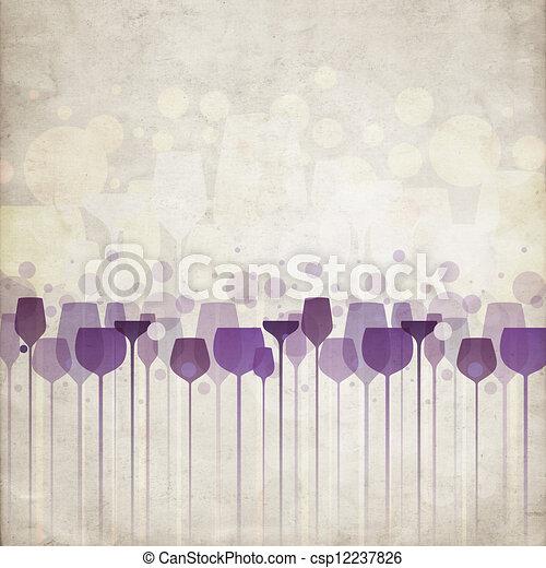 πάρτυ , γραφικός , πίνω  - csp12237826