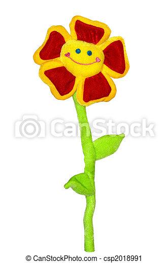 παιχνίδι , λουλούδι  - csp2018991