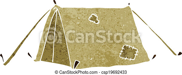 παραδοσιακός , γελοιογραφία , τέντα  - csp19692433