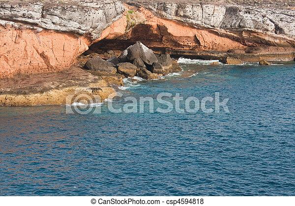 παραλία , tenerife  - csp4594818