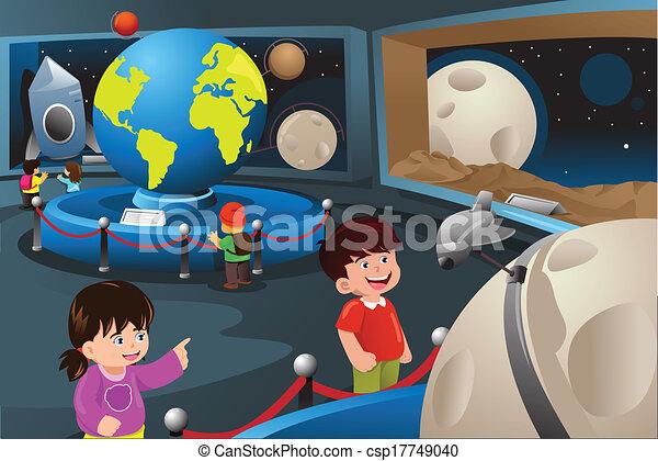 πεδίο , μικρόκοσμος , ταξίδι , πλανητάριο  - csp17749040