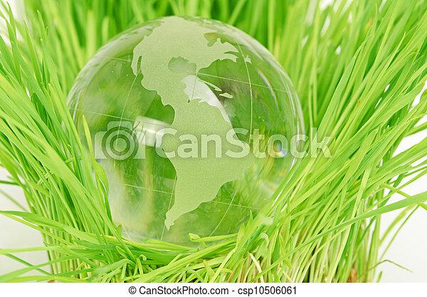 περιβάλλον , γενική ιδέα  - csp10506061
