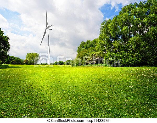 περιβάλλον  - csp11433975