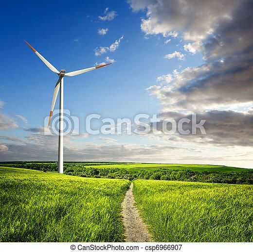 περιβάλλον  - csp6966907