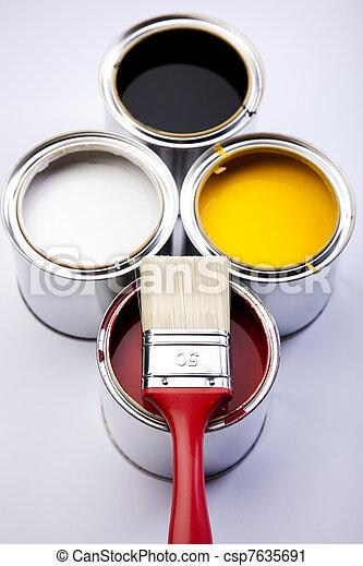πινέλο , cans  - csp7635691