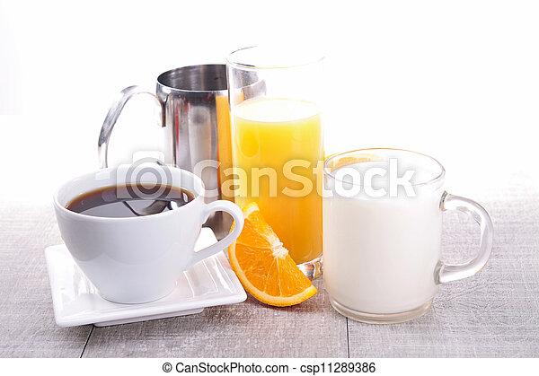 πρωινό  - csp11289386