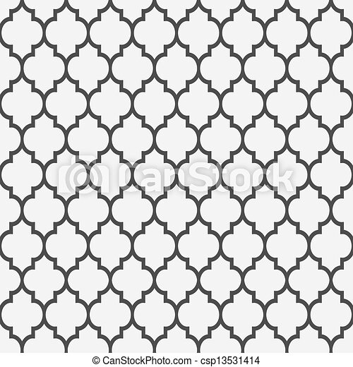 πρότυπο , ρυθμός , seamless, ισλαμικός  - csp13531414