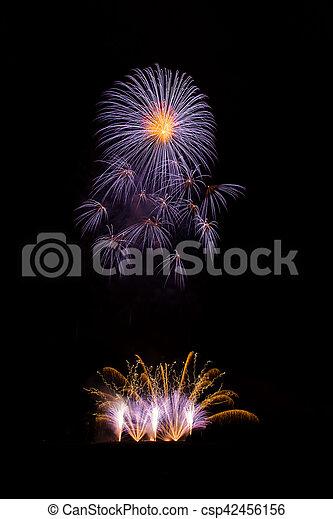 πυροτεχνήματα  - csp42456156