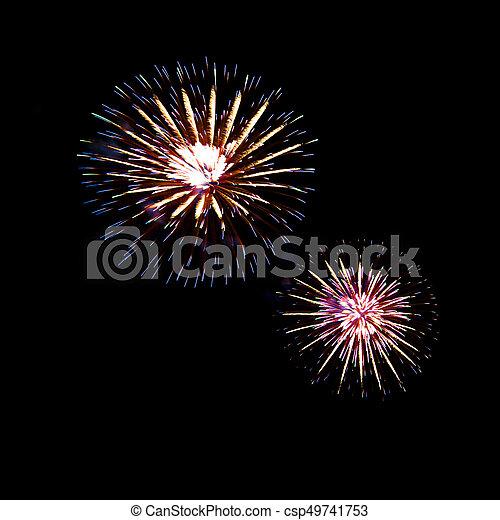 πυροτεχνήματα  - csp49741753