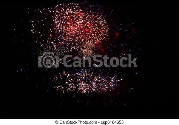 πυροτεχνήματα  - csp6164655