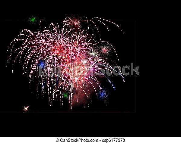 πυροτεχνήματα  - csp6177378