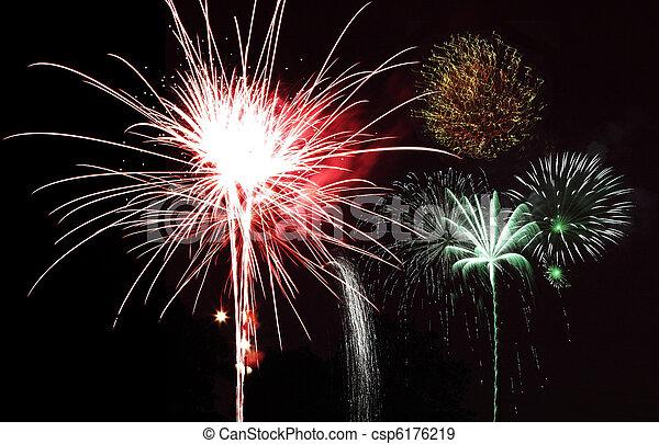 πυροτεχνήματα  - csp6176219