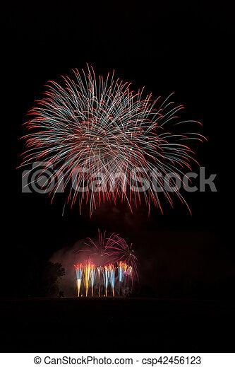 πυροτεχνήματα  - csp42456123