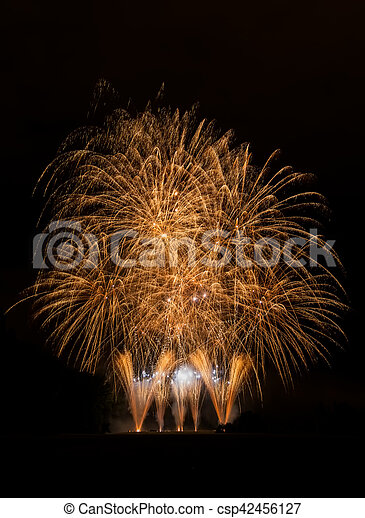 πυροτεχνήματα  - csp42456127