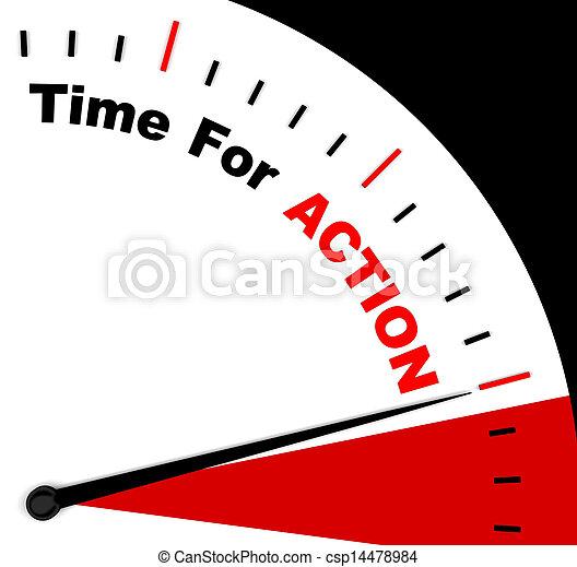 ρητό , εμπνέω , ρολόι , κινητοποιώ , ώρα , δράση  - csp14478984