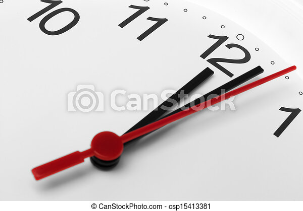 ρολόι , εκδήλωση , μεσάνυκτα , ζεσεεδ , παρελθών , φόντο , ώρα , άσπρο  - csp15413381
