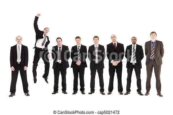 σειρά , άντρεs , άλλος , αγνοώ , άντραs  - csp5021472