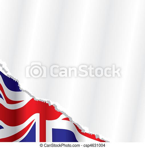σημαία , βρεταννίδα  - csp4631004