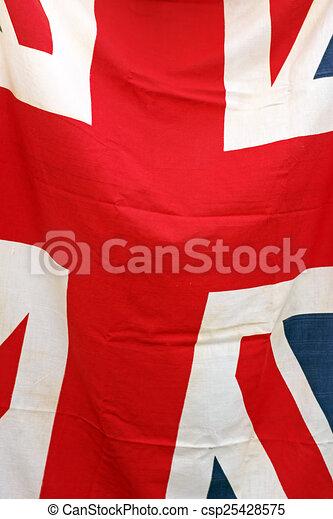 σημαία , βρεταννίδα  - csp25428575