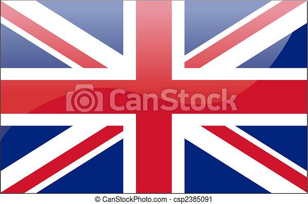 σημαία , βρεταννίδα  - csp2385091
