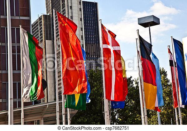 σημαίες  - csp7682751
