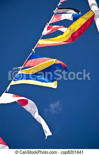 σημαίες  - csp8201641