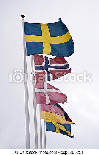 σημαίες  - csp8205251