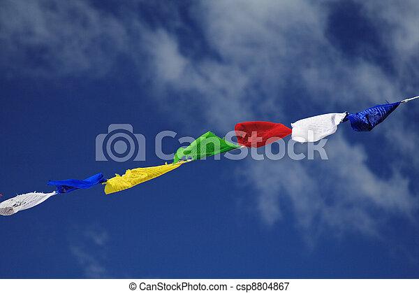 σημαίες  - csp8804867