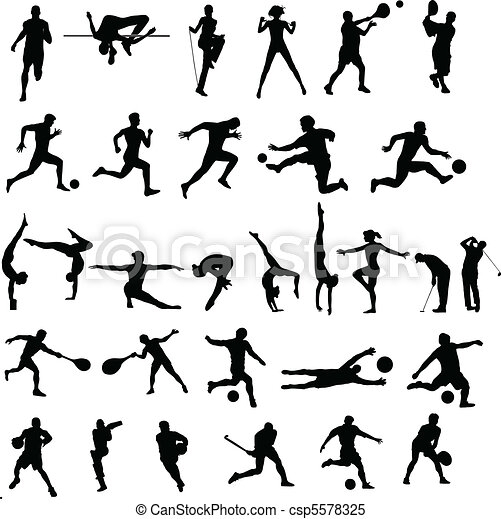 συλλογή , αθλητισμός  - csp5578325