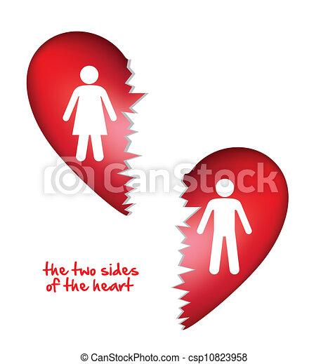 συντετριμμένη καρδιά  - csp10823958